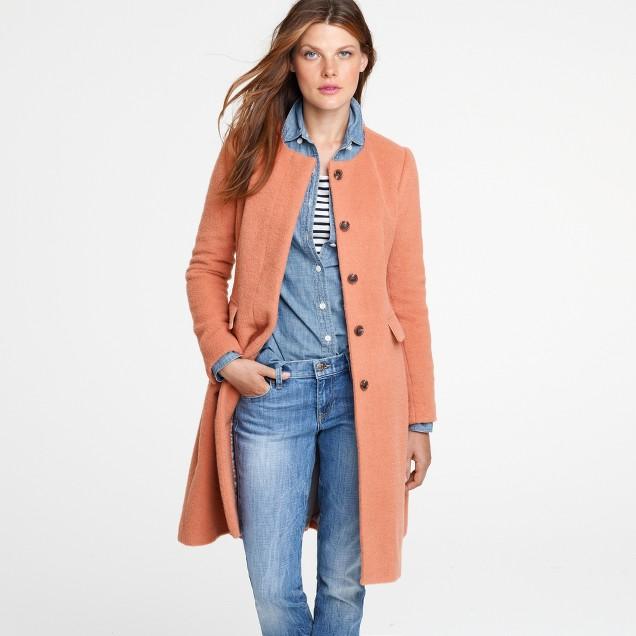 Flared perfect coat