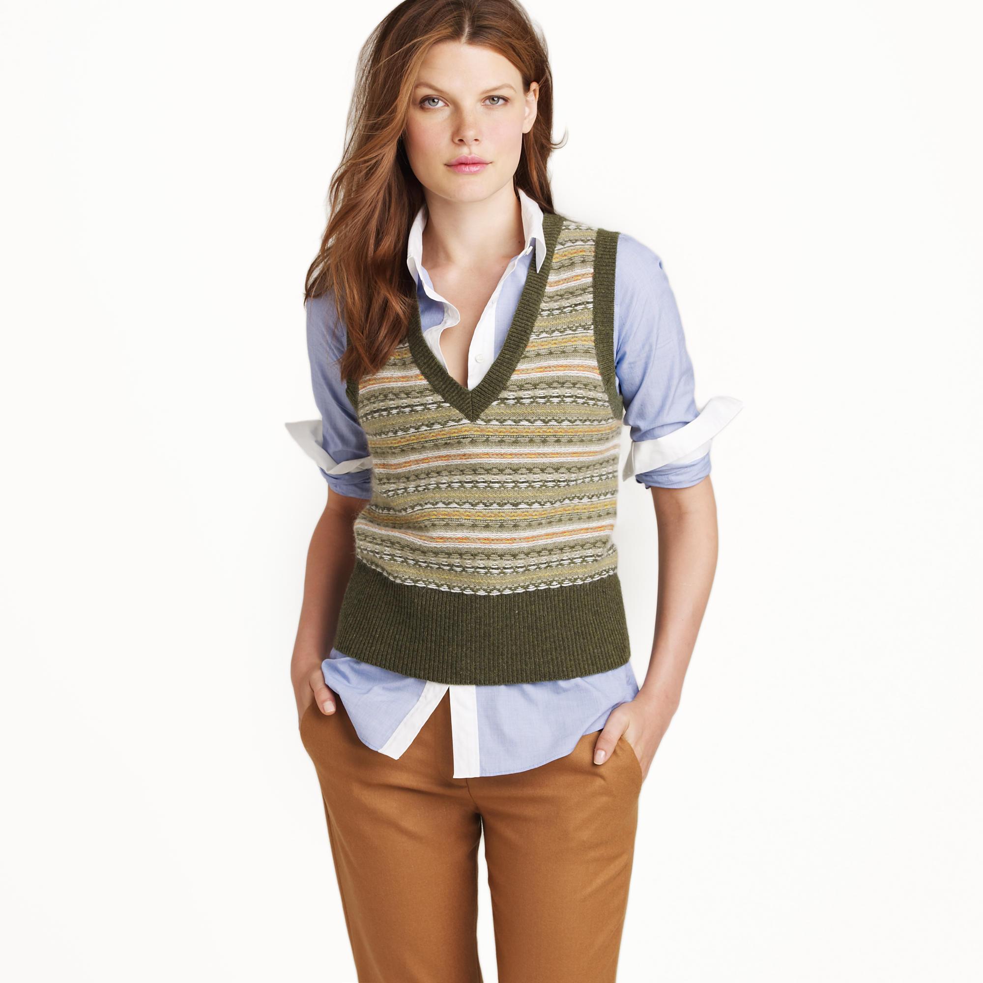 Sweater Vest Women | Dress images