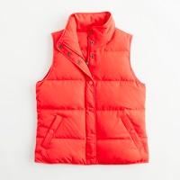 Factory puffer vest