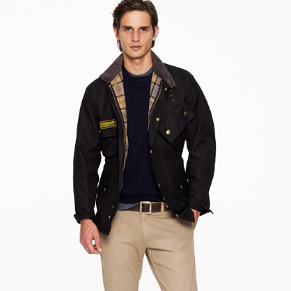 Barbour® International jacket