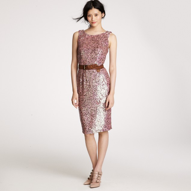 Starlee sequin dress