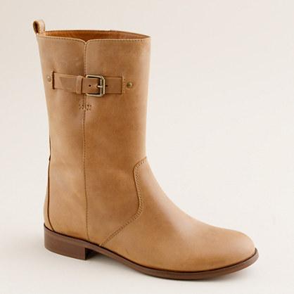 Billie short buckle boots
