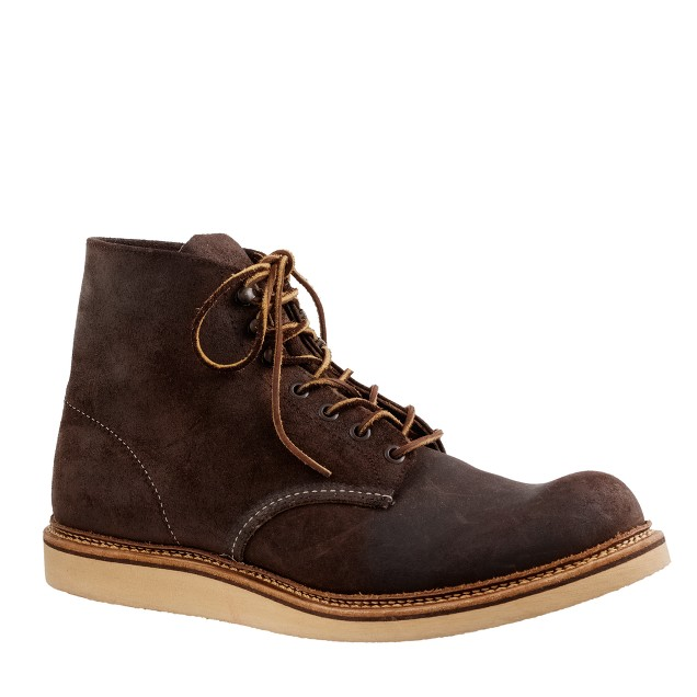 """Red Wing® for J.Crew 6"""" round-toe boots"""