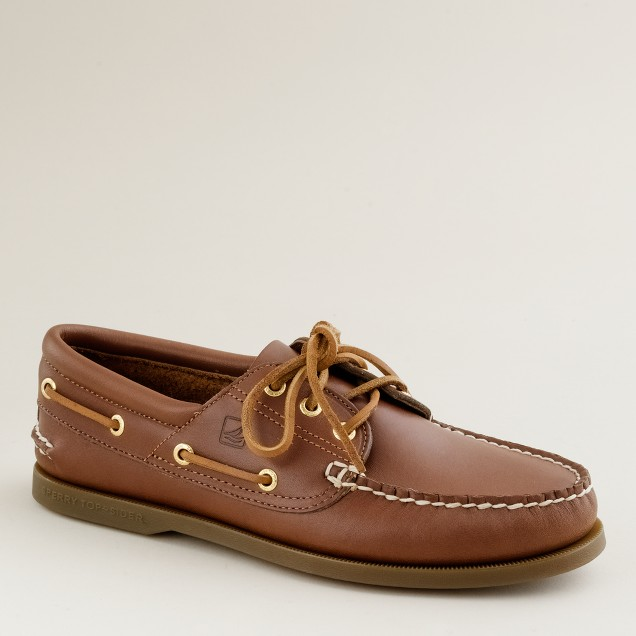 Sperry Top-Sider® for J.Crew Authentic Original 3-eyelet boat shoes