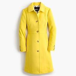 Double-cloth lady day coat with Thinsulate®