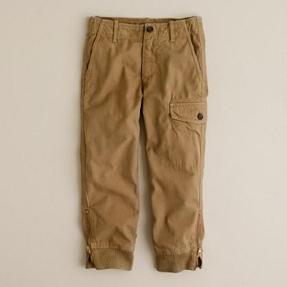 Boys' adventure cargo pant