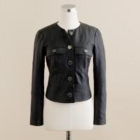 Lambskin lumini jacket