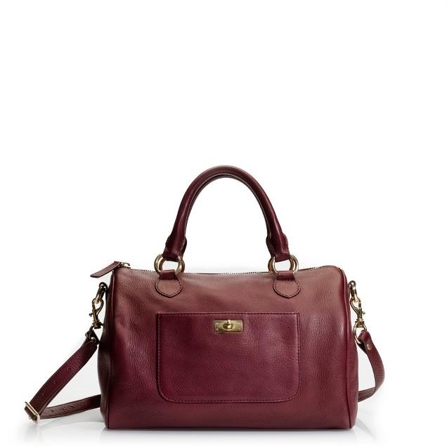Brompton satchel