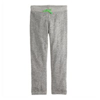 Boys' classic sweatpant in heather granite