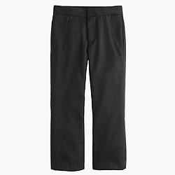 Boys' Ludlow tuxedo pant in Italian wool