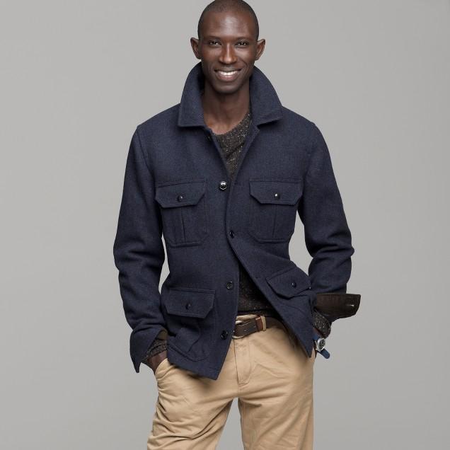 Irvine jacket