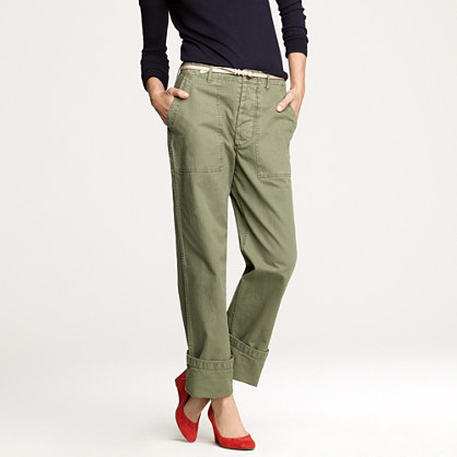 Foundry pant