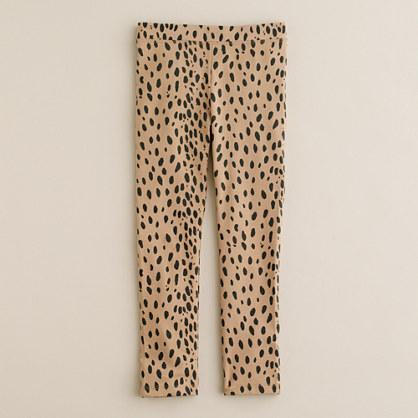 Girls' wildcat leggings