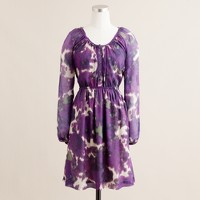 Maisie dress in abstract floral