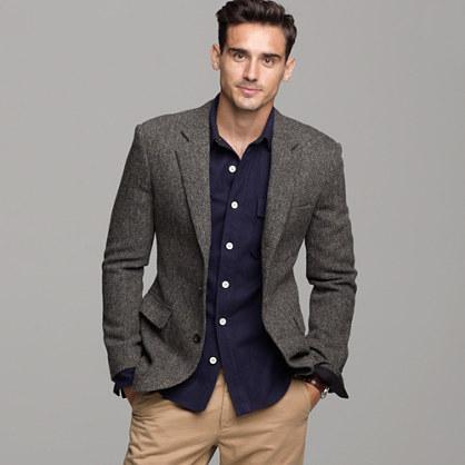 Harris Tweed sportcoat in Ludlow fit