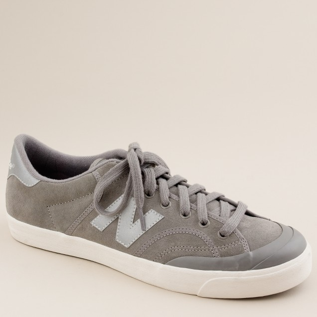 New Balance® suede ProCourt sneakers