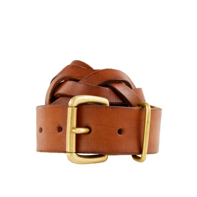 Wallace & Barnes braided belt