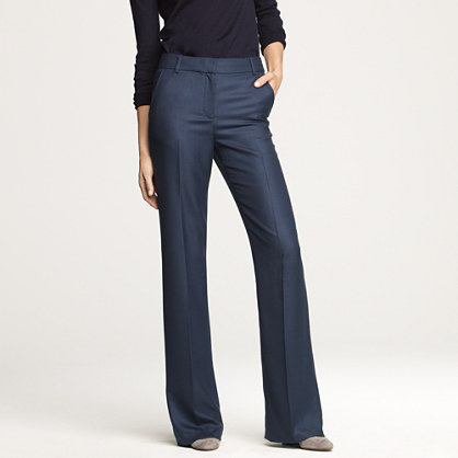 Hutton trouser in cashmere