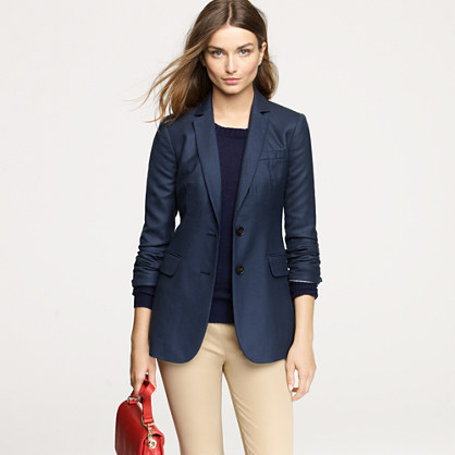 Hacking jacket in cashmere