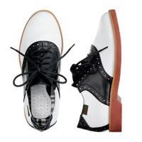 Girls' G.H. Bass® & Company saddle shoes
