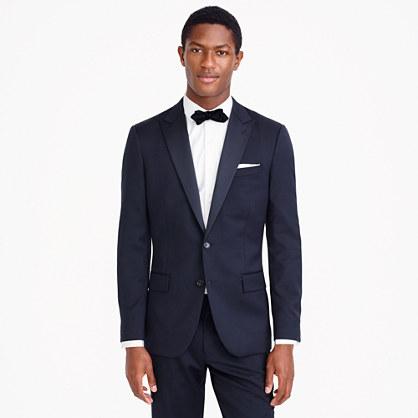 Ludlow tuxedo jacket in Italian wool