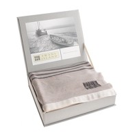 Swans Island® merino wool throw