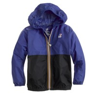 Kids' K-Way® for crewcuts Claude Klassic jacket in colorblock