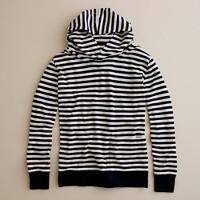 Ultra-knit lineup hoodie