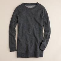 Solong sweatshirt tunic