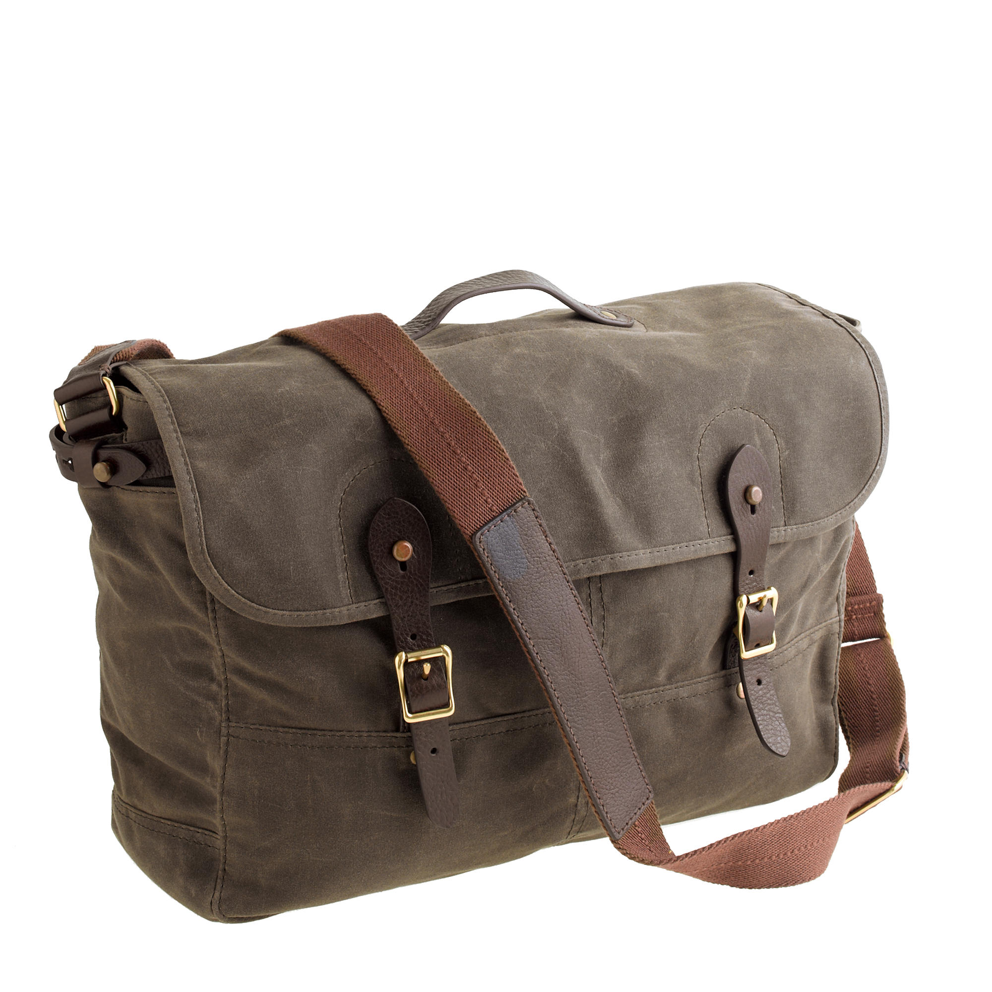 Abingdon messenger bag : Men bags | J.Crew