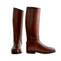 Girls' Aigle® riding rain boots
