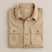 Boys' safari shirt