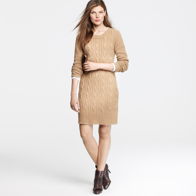 Dream sweater-dress