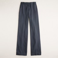 Hutton trouser in wool crepe
