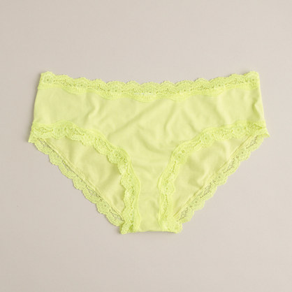 Cosabella® for J.Crew Felica low-rise hotpant
