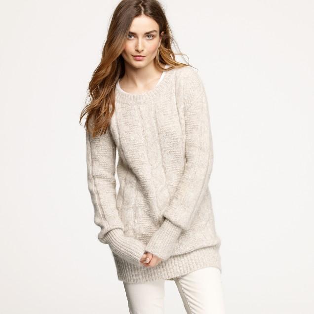 Nili Lotan® cable sweater