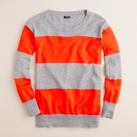 Stripe Saturday sweater