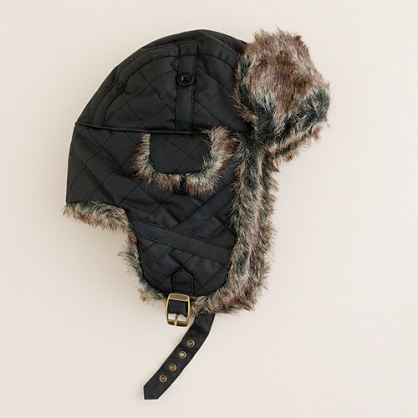 Barbour® trapper hat