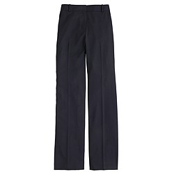 Petite Hutton trouser in Super 120s wool