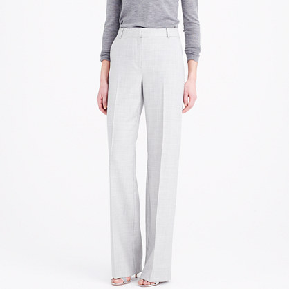 Tall Hutton trouser in Super 120s wool