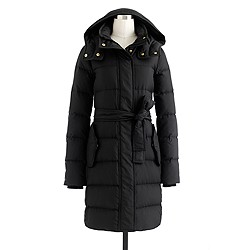Wintress puffer coat