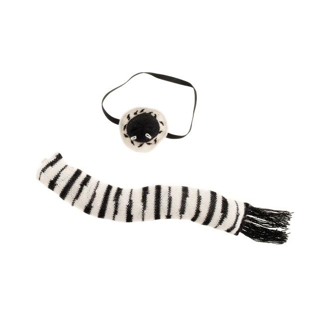 Kids' Oeuf® mask and tail set