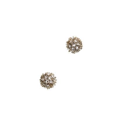 Crystal starlet earrings