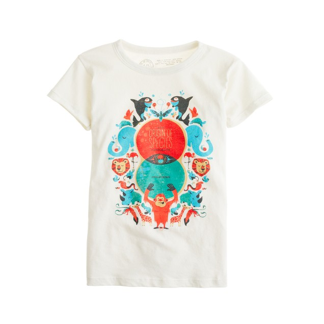 Kids' Out Of Print Clothing tee
