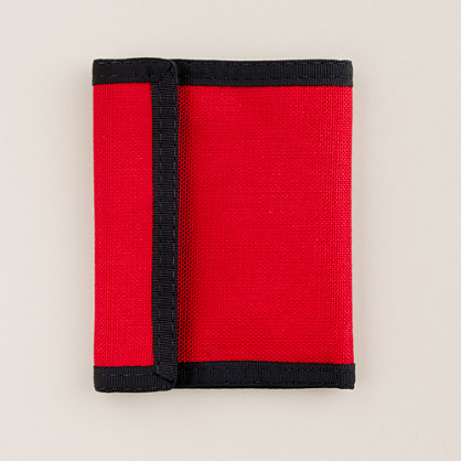 Kids velcro wallet