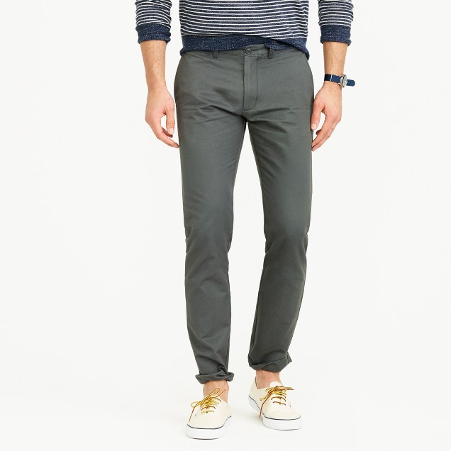 Essential chino pant in 484 fit