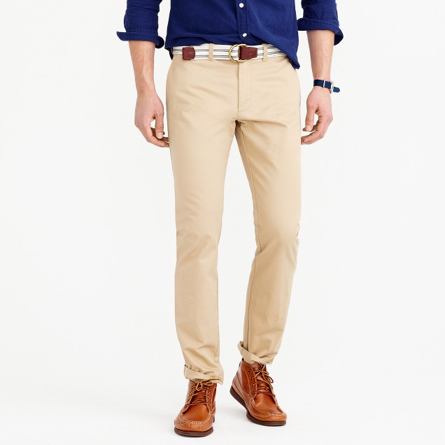 Essential chino pant in 484 slim fit