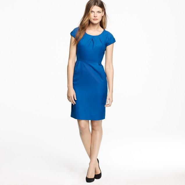 Keynote dress in Super 120s