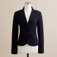 Tall Aubrey jacket in Super 120s
