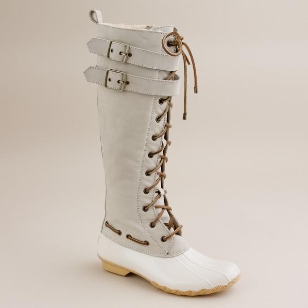 Sperry Top-Sider® albatross boots